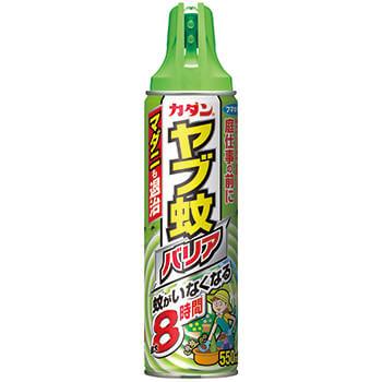 カダン ヤブ蚊バリア 550ml