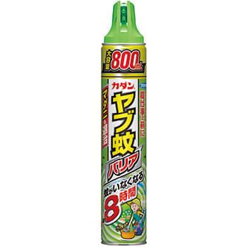 カダン ヤブ蚊バリア 800ml