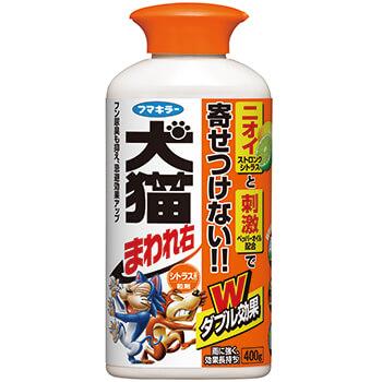 犬猫まわれ右 粒剤 400g シトラスの香り