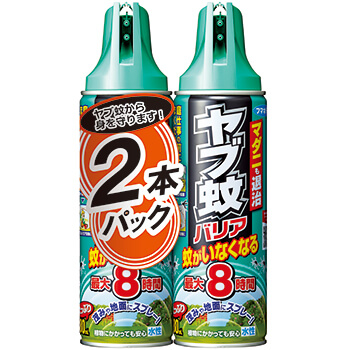Yabuka Barrier 480 mL 2-can pack