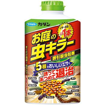 カダン お庭の虫キラー誘引殺虫粒剤 700g