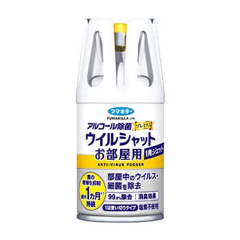 アルコール除菌プレミアム ウイルシャットお部屋用1発ジェット 100ml
